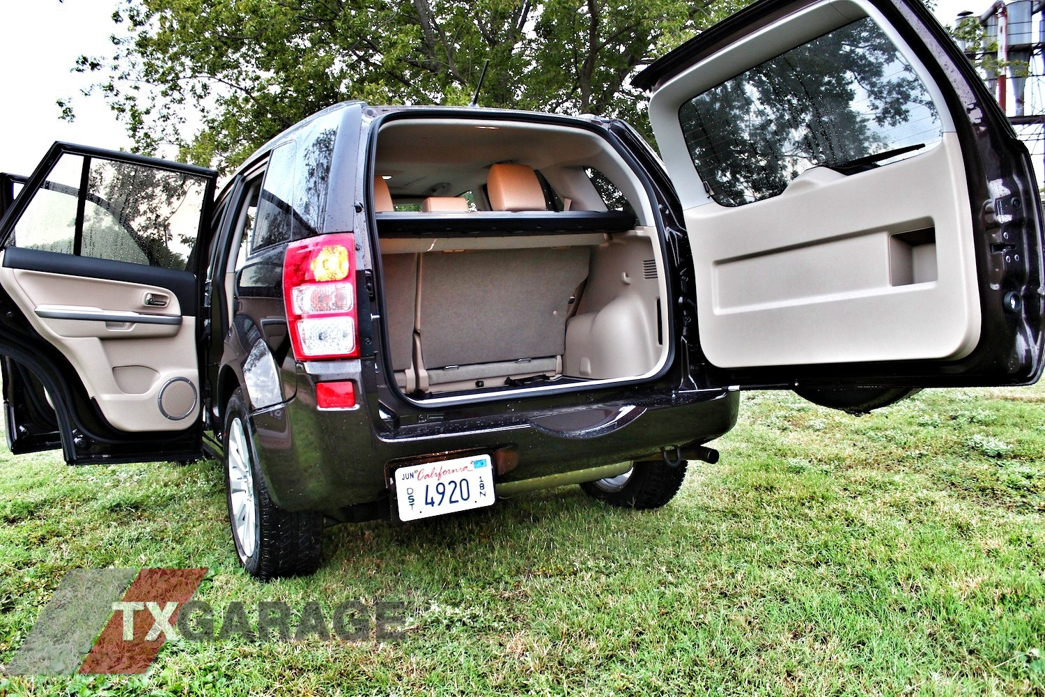 "2013 Suzuki Grand Vitara - Suzuki's ""Way of Life"" in Texas? 