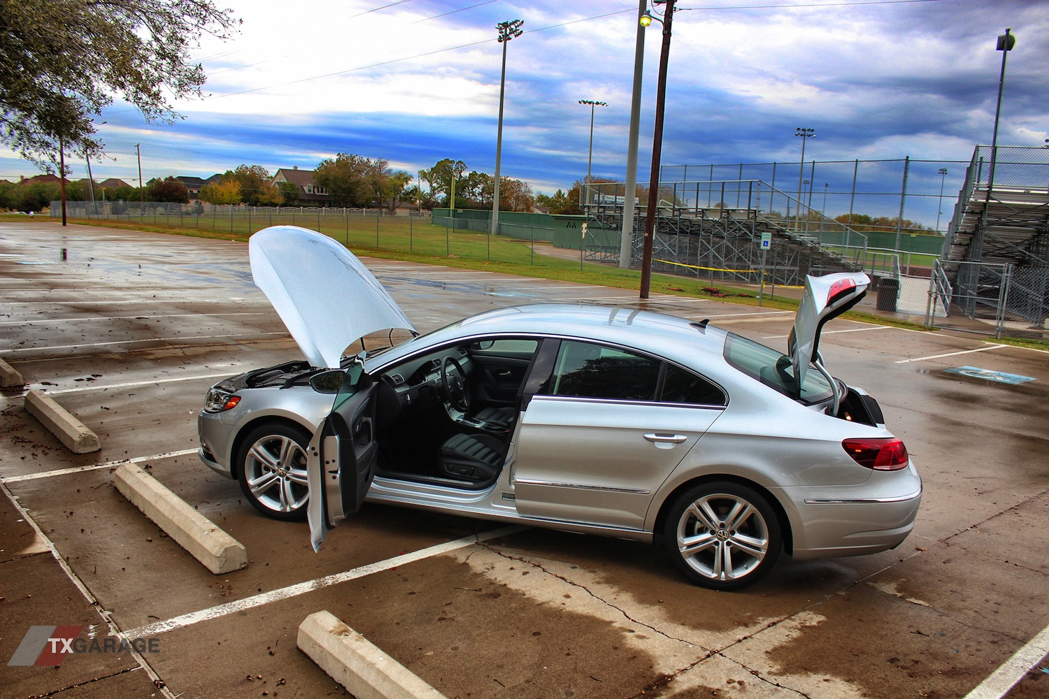 Full Review Of The 2013 Volkswagen Cc Sport Plus Txgarage