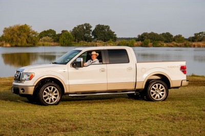 2009 Ford F-150 King Ranch 4x4 SuperCrew owned by George W. Bush
