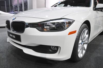 BMW's entry level 320i