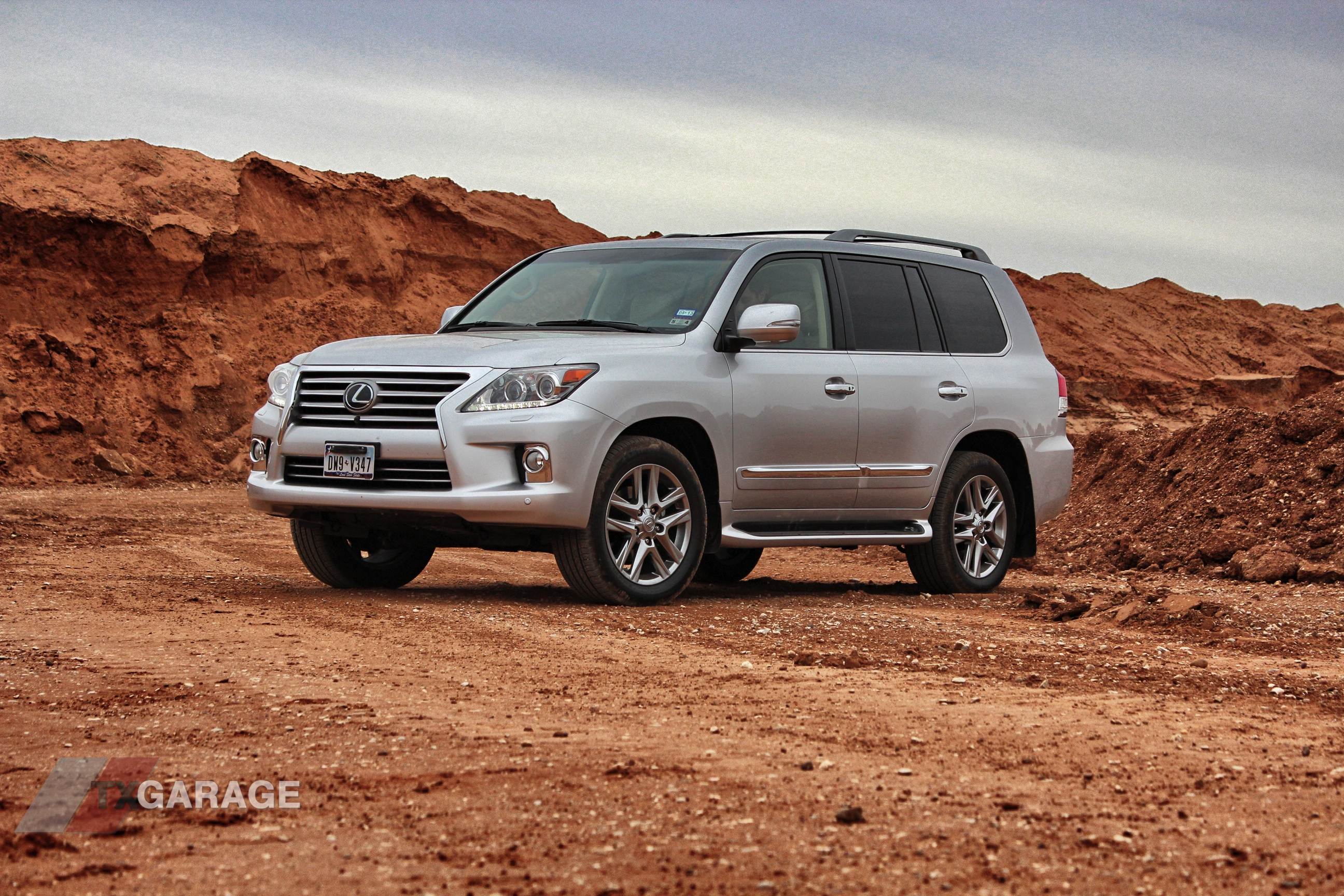 2013 Lexus LX 570 awd SUV by txGarage