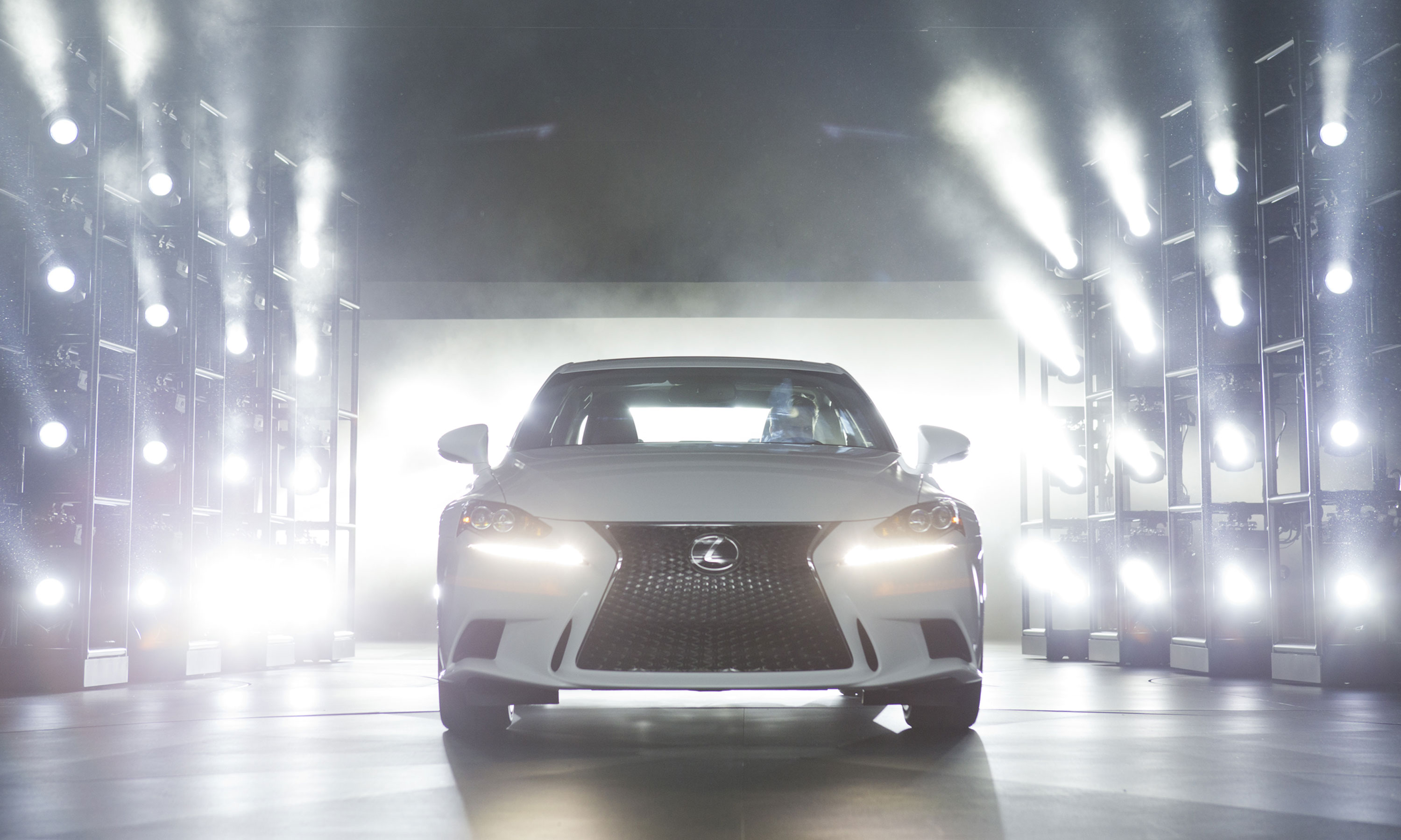 2014 Lexus IS Reveal