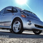 The 2013 Mitsubishi i-MiEV