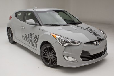 Texas delivers Hyundai's first Special Edition Veloster RE:MIX Model