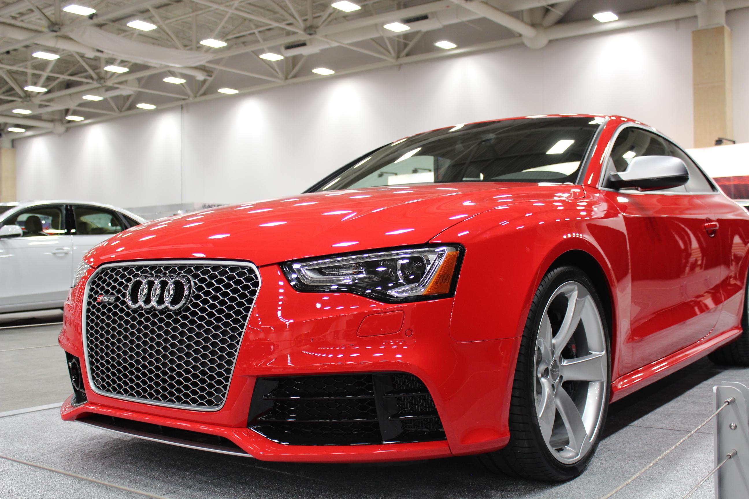 Audi RS At The Dallas Auto Show TxGarage - Dallas audi