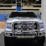 Ford Atlas Concept at the 2013 Dallas Auto Show