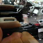 Inside the 2014 Toyota Tundra at the Dallas Auto Show