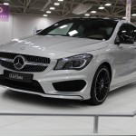All-New 2014 Mercedes-Benz CLA-Class at the Dallas Auto Show