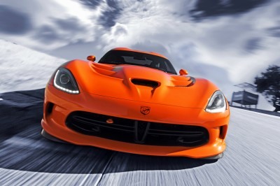 2014 SRT Viper TA – Ready to Attack Any Road Course