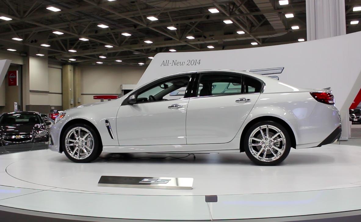 All New 2014 Chevrolet Ss Txgarage