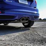 2013 Ford Focus ST center exhaust