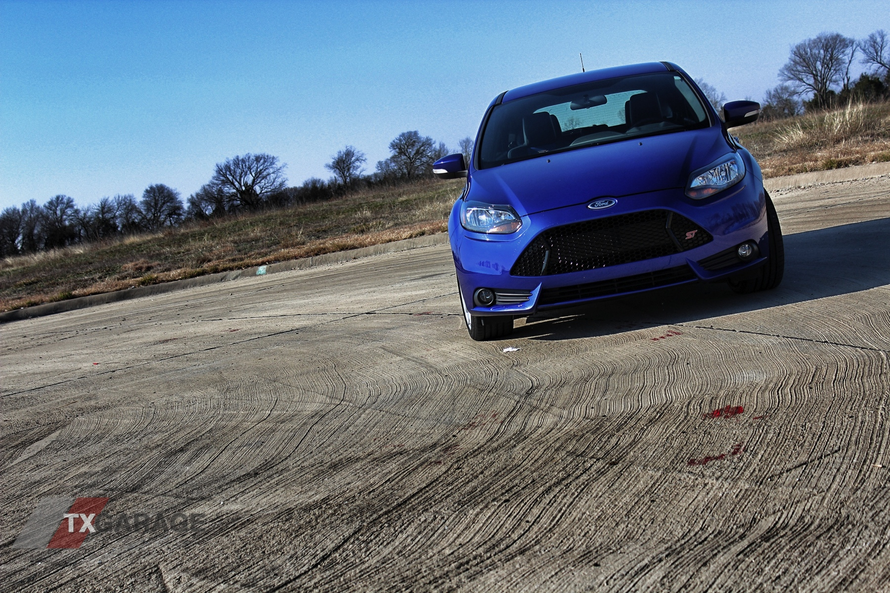 2013 Ford Focus ST Hot Hatch by txGarage