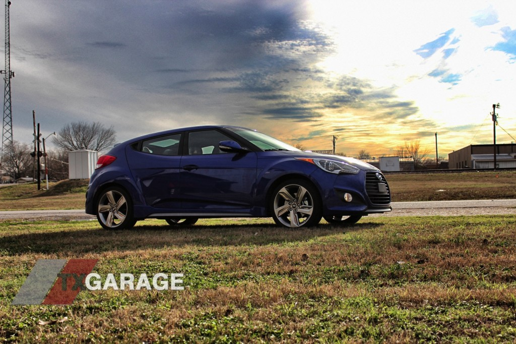 2013 hyundai veloster named number one on the 10 coolest for Garage hyundai paris 18