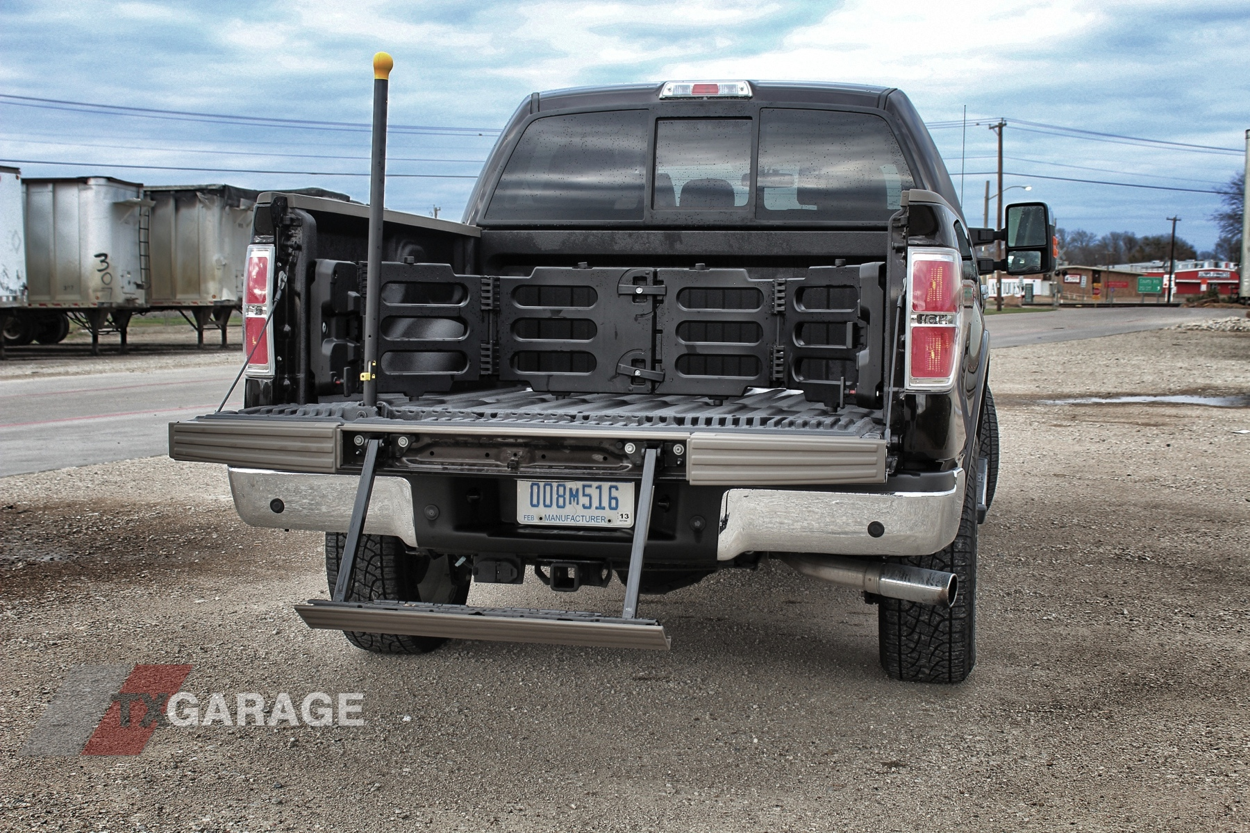 2013 f 150 king ranch interior previous next - 2015 Ford F 150 King Ranch Tailgate