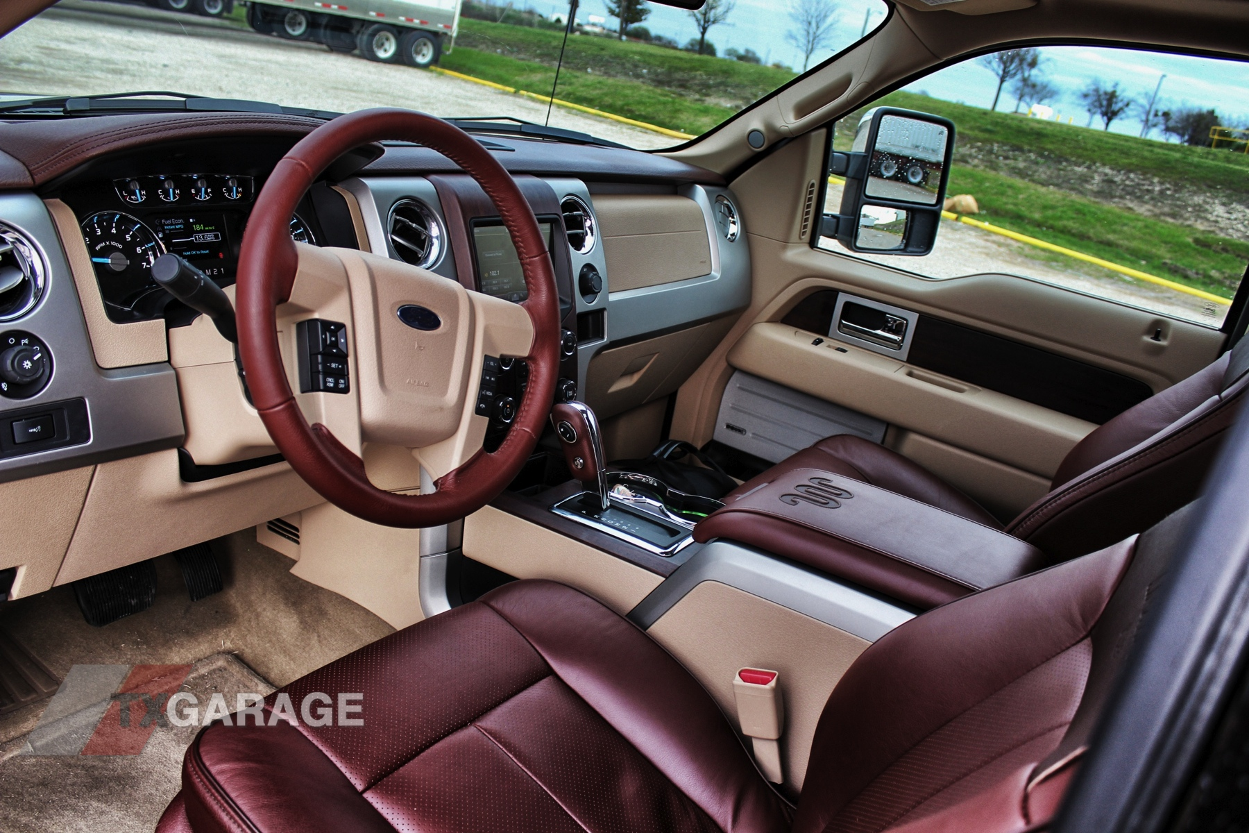 King Ranch Ford Interior - Best Accessories Home 2017