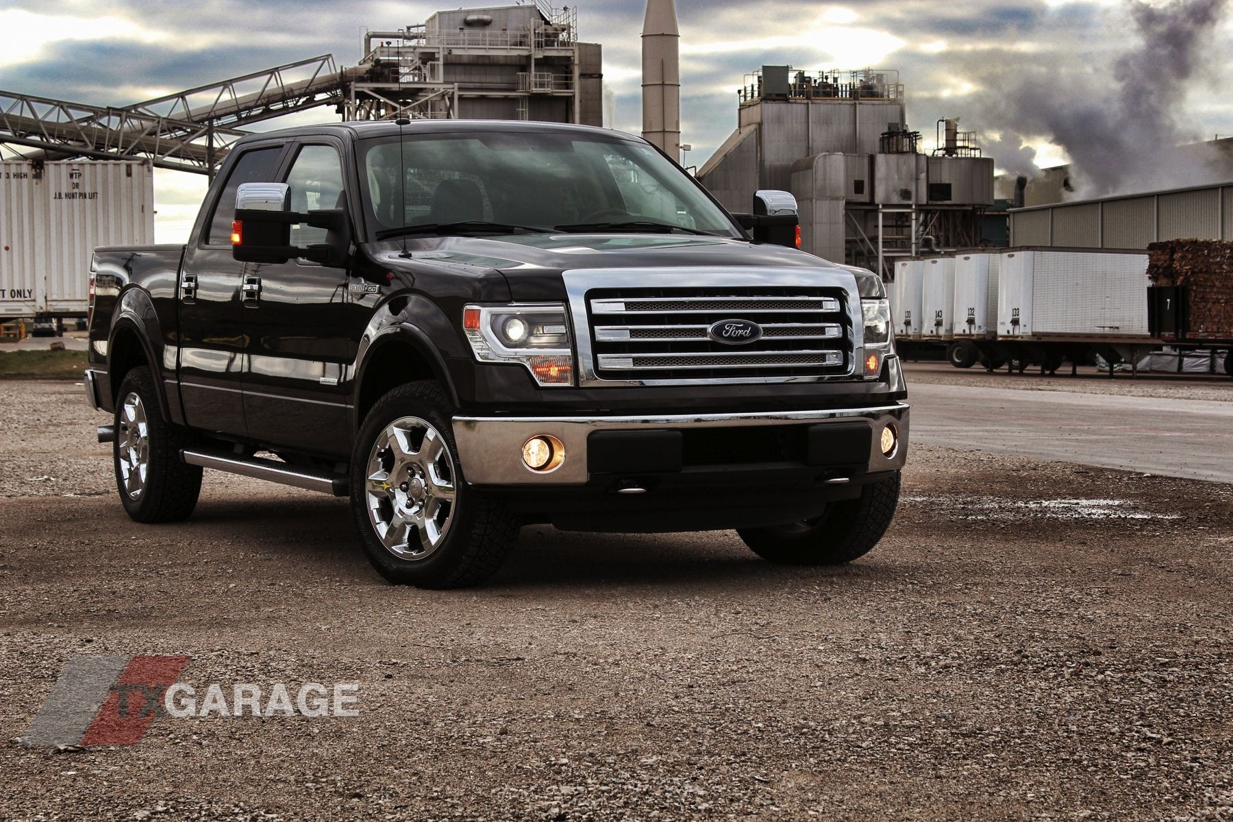 Full review of the 2013 ford f 150 king ranch ecoboost 4x4 txgarage