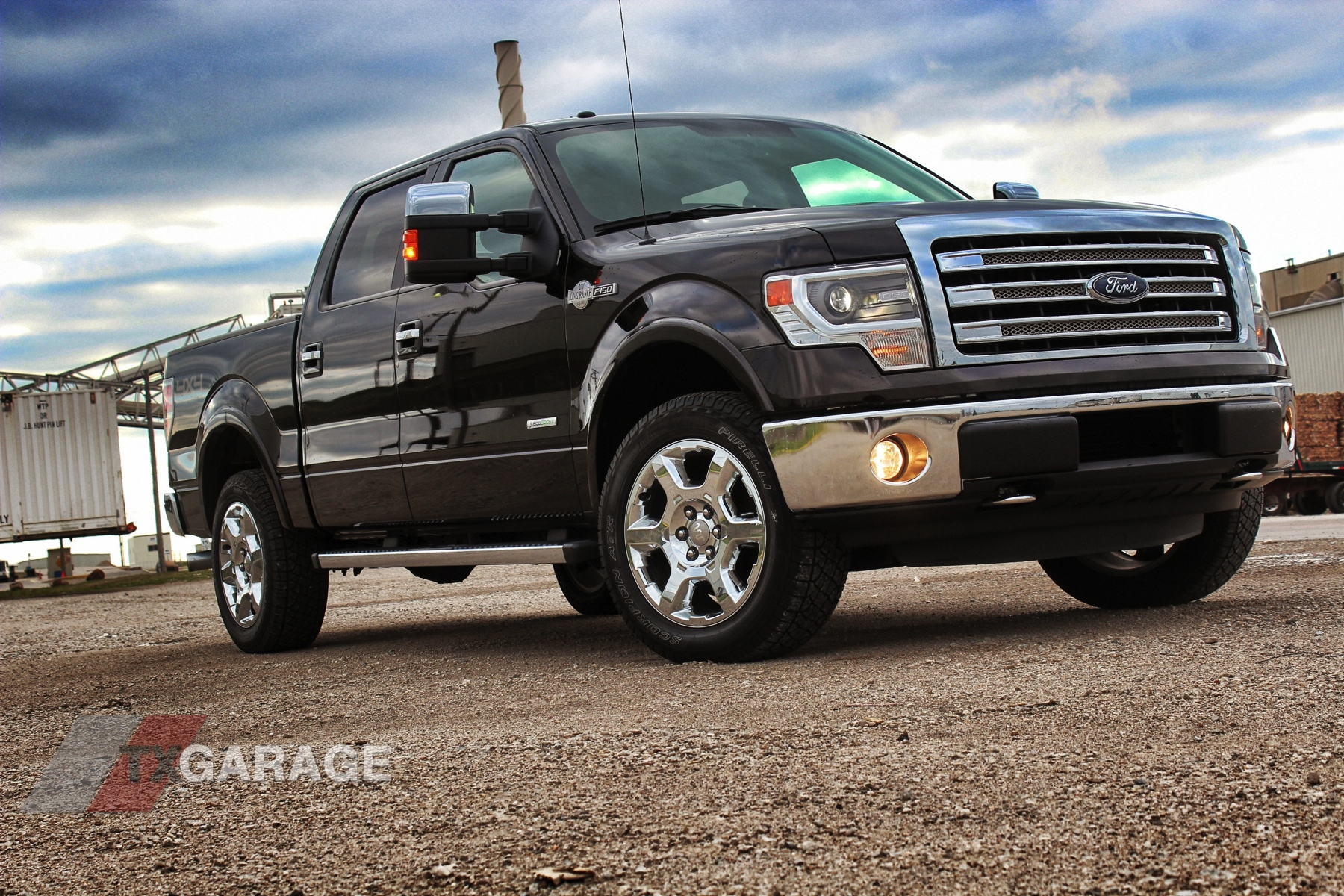 full review of the 2013 ford f 150 king ranch ecoboost 4x4 txgarage. Black Bedroom Furniture Sets. Home Design Ideas