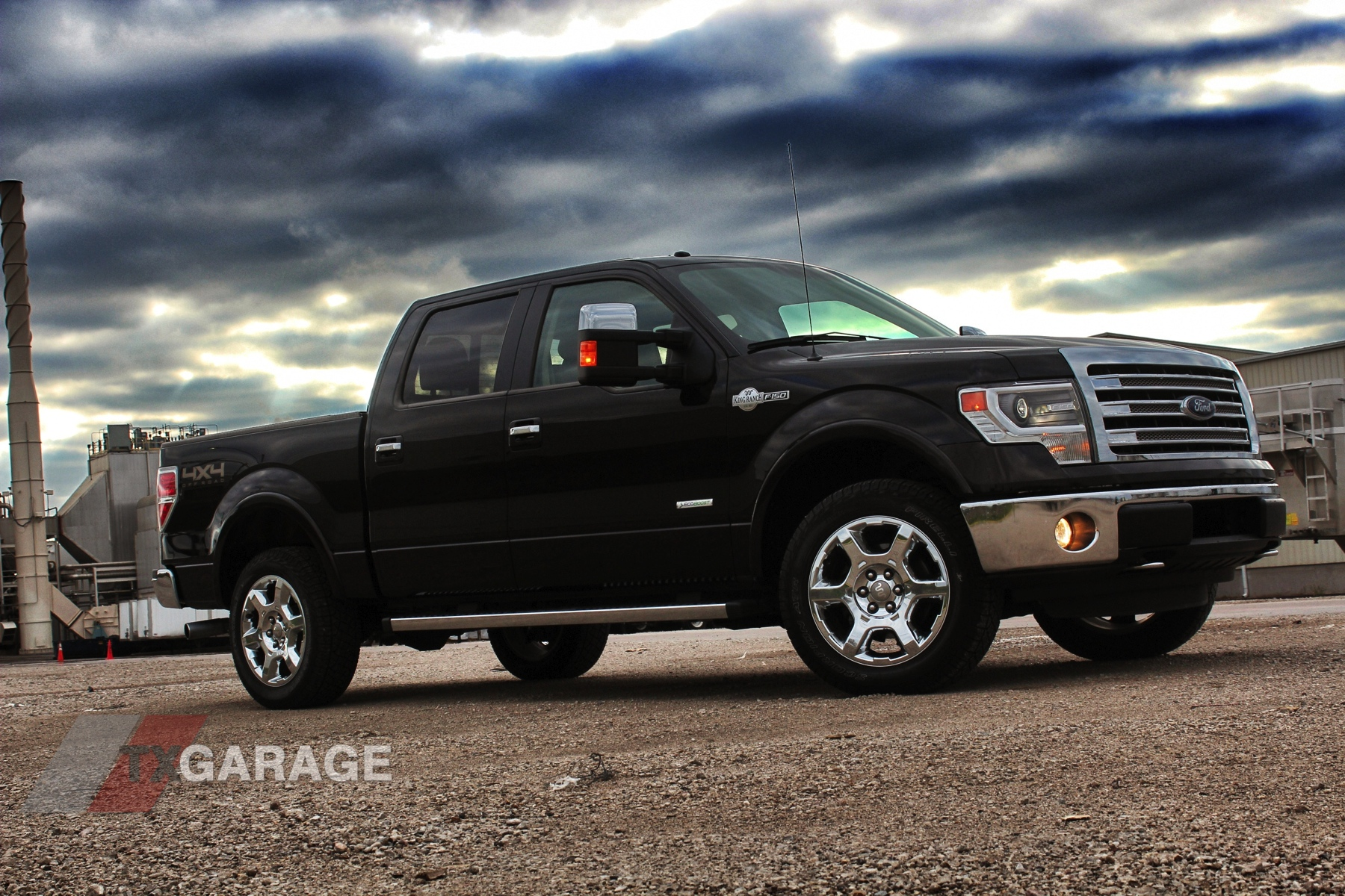 Full Review of the 2013 Ford F 150 King Ranch EcoBoost 4x4
