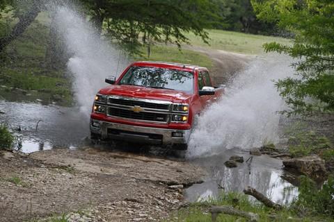 2014 Chevrolet Silverado Knibbe Ranch, Texas