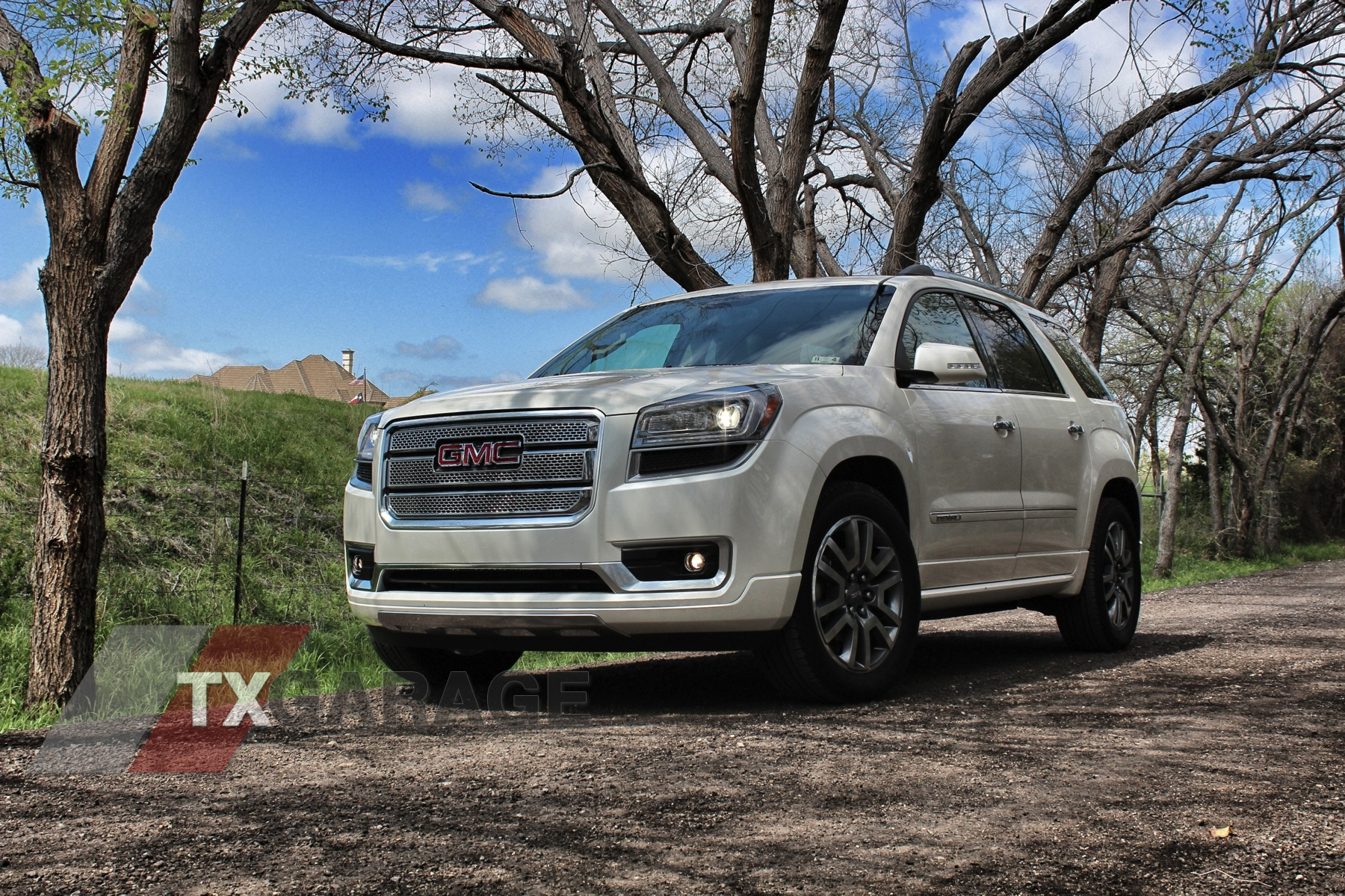 Full Review of the 2013 GMC Acadia Denali | txGarage