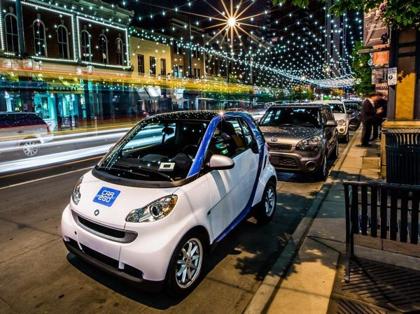 Austin, Texas Cars2Go