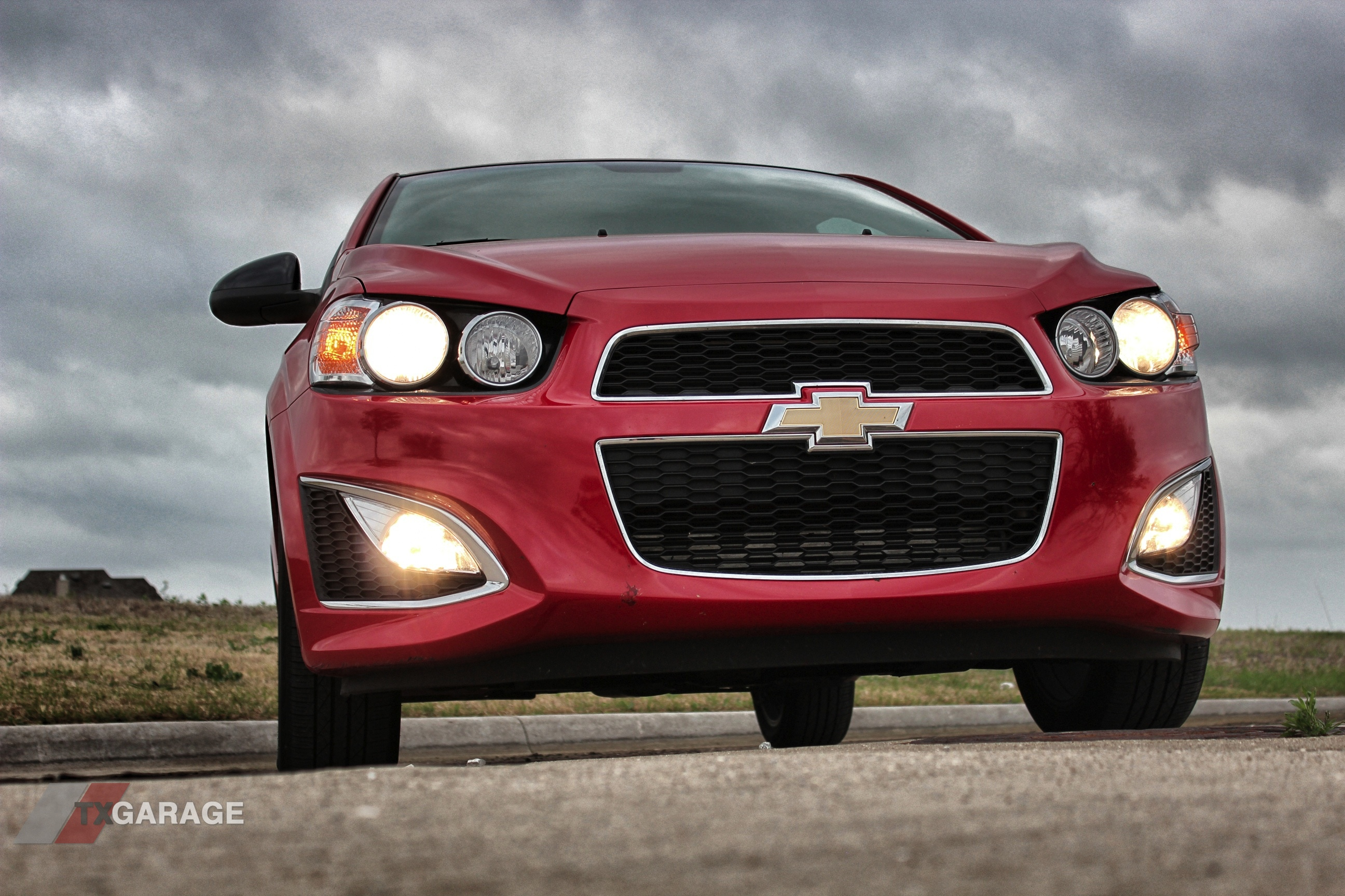 2013 Chevrolet Sonic Rs 05 Txgarage