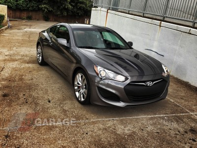 Awesome 2013 Hyundai Genesis Coupe 2.0t R Spec By TxGarage
