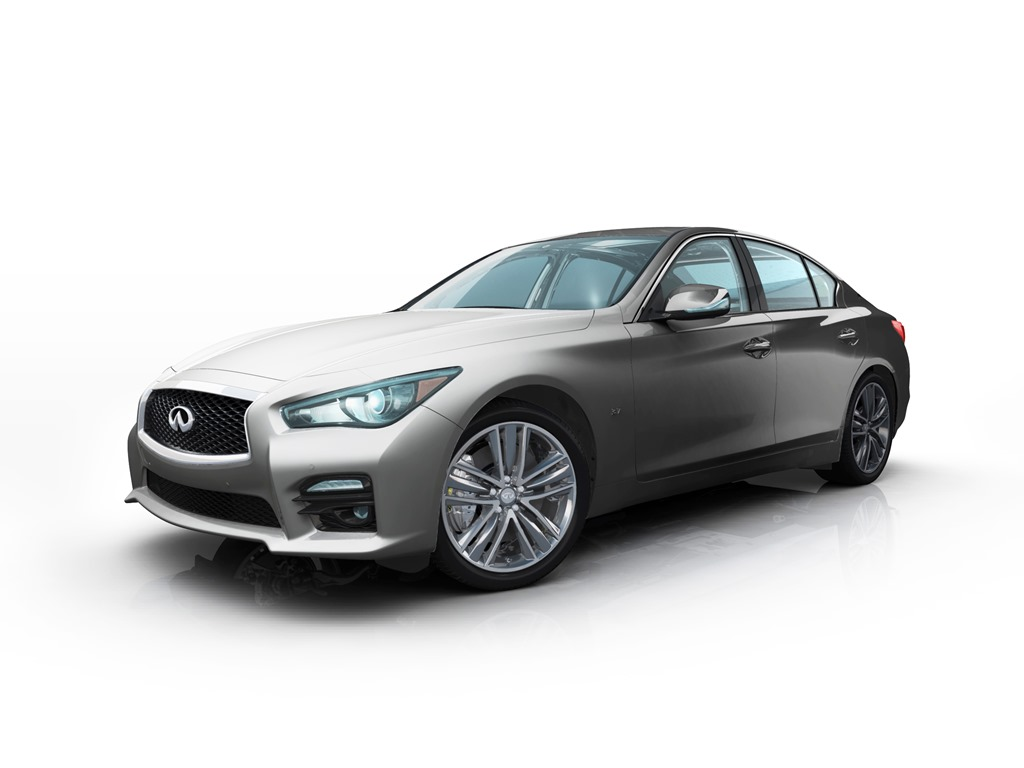 Gilt.com to Offer Two Exclusive 2014 Infiniti Q50s