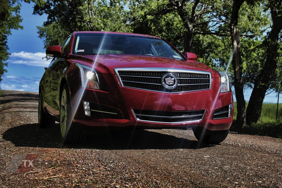 2013 Cadillac ATS Sport Sedan