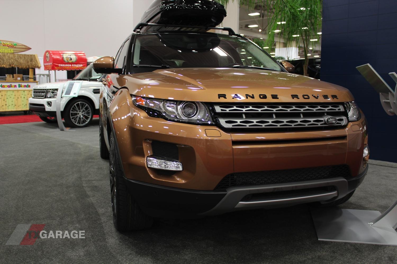 Toyota Dealers In Dallas Tx 2014 Range Rover Evoque 5-Door - 2014 Dallas Auto Show ...