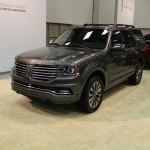 The 2015 Lincoln Navigator - 2014 Dallas Auto Show -txGarage 0177