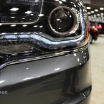 2015 Lincoln Navigator Headlamp - 2014 Dallas Auto Show -txGarage 0178