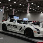 2014 Mercedes-Benz SLS AMG Racer - 2014 Dallas Auto Show -txGarage 0192