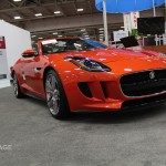2014 Jaguar F-Type Vs S Convertible - 2014 Dallas Auto Show -txGarage 0196