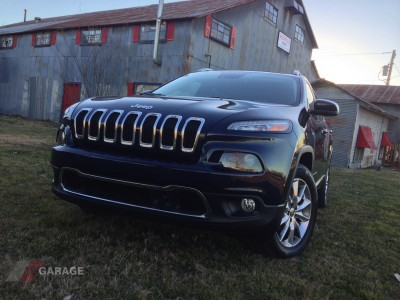 The 2014 Jeep Cherokee Limited 4x4