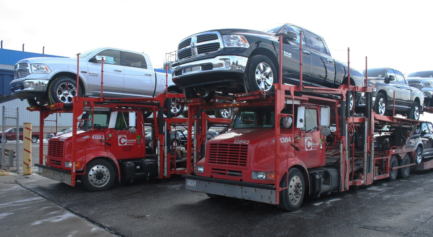 2014 Ram 1500 EcoDiesel Trucks Now Shipping to Dealers