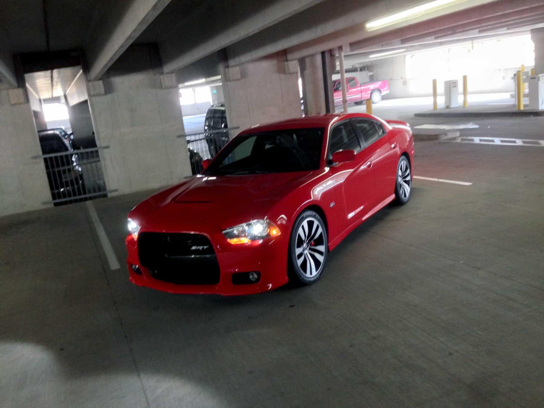 2014 Dodge Charger SRT