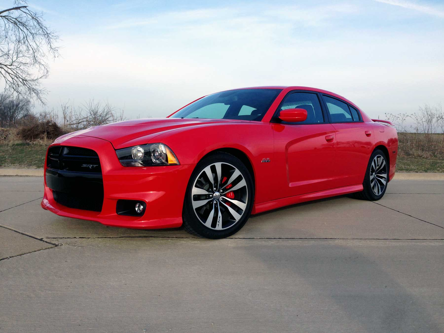 2014 SRT Charger by txGarage