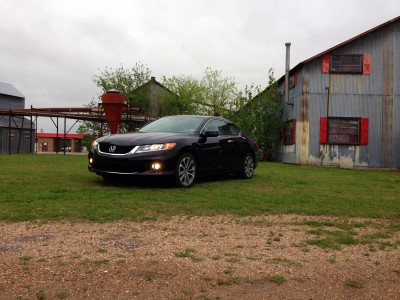 2014 Honda Accord Coupe V6 Manual