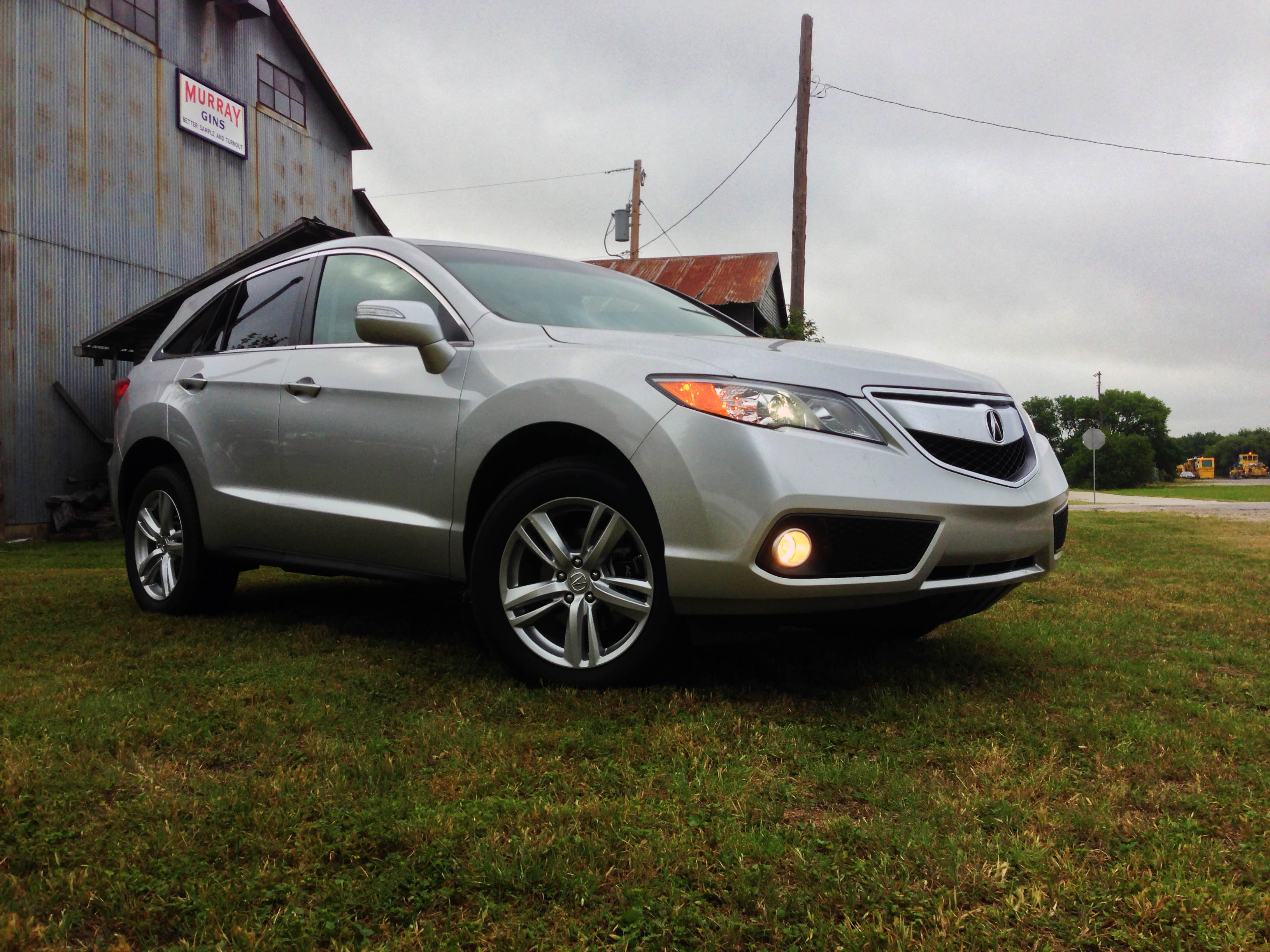 The 2015 Acura RDX AWD Tech reviewed by txGarage