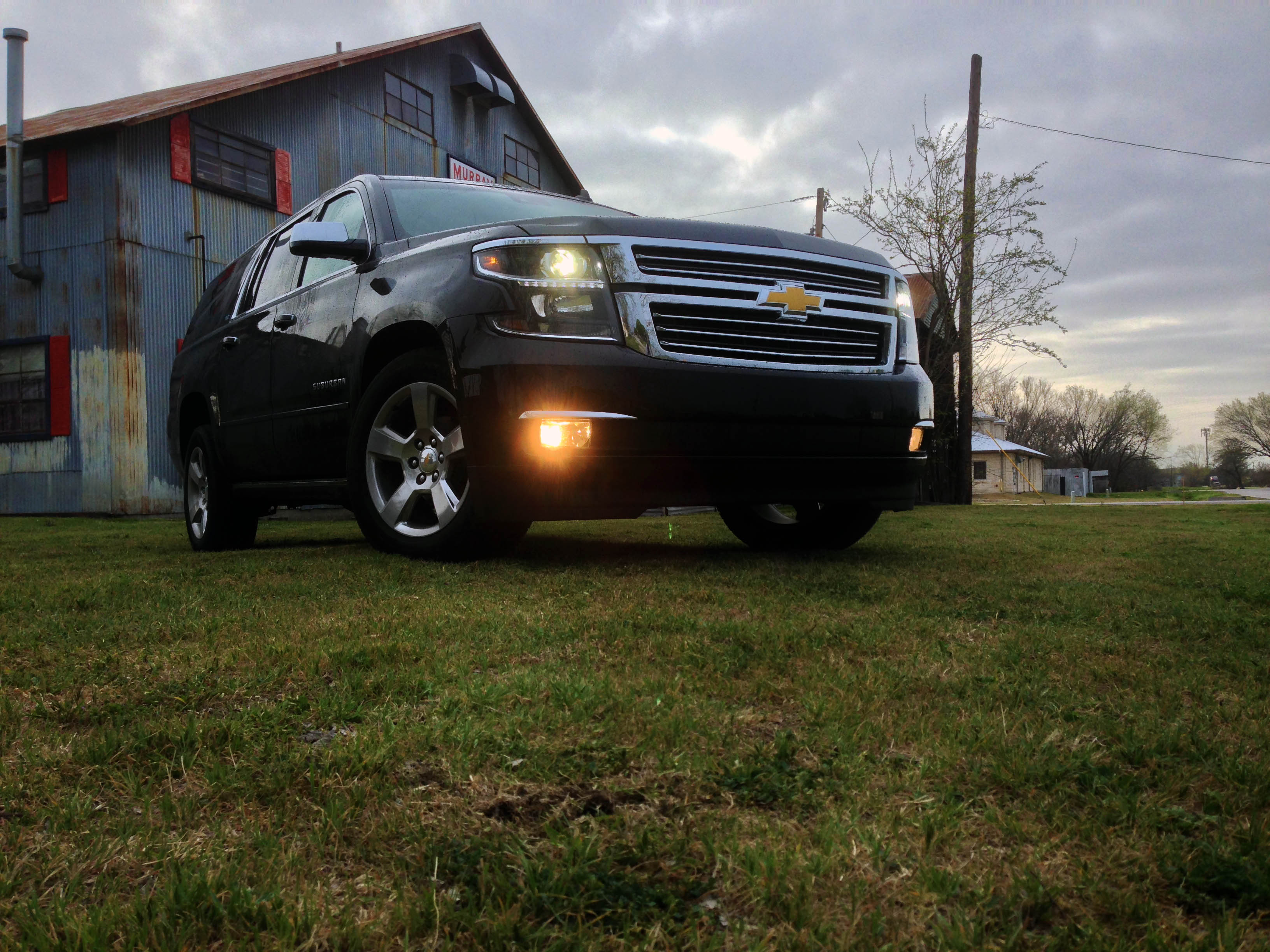 The 2015 Chevrolet Suburban by txGarage