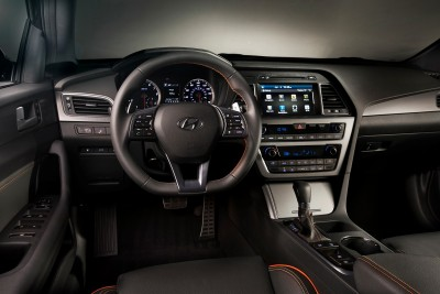 Android Auto Debuts in 2015 MY Hyundai Vehicles at Google's Annual Developers Conference