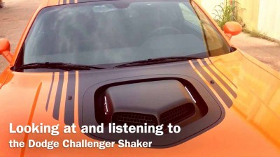 2014 Dodge Challenger Shaker by txGarage