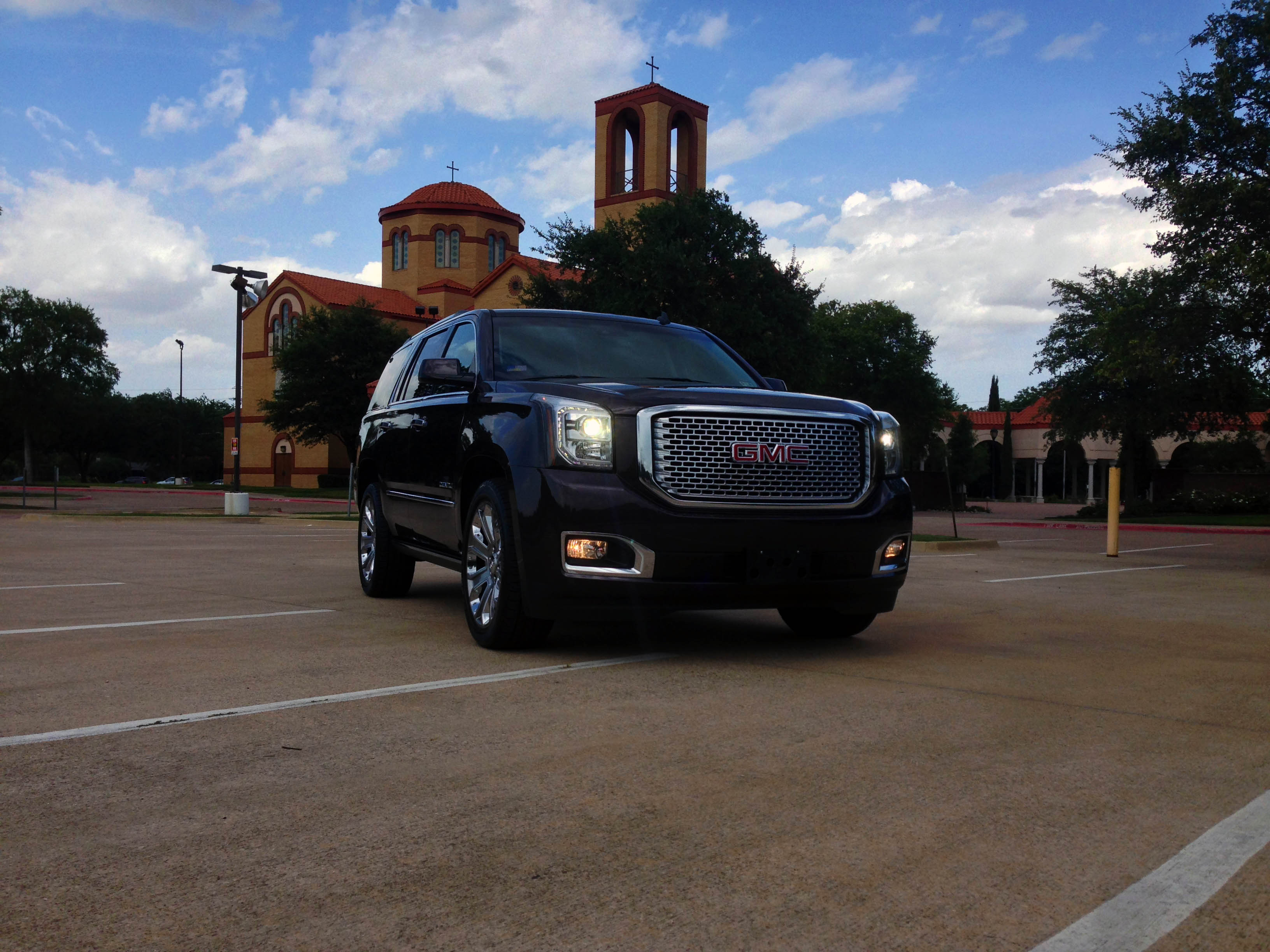 The 2015 GMC Yukon Denali reviewed by txGarage
