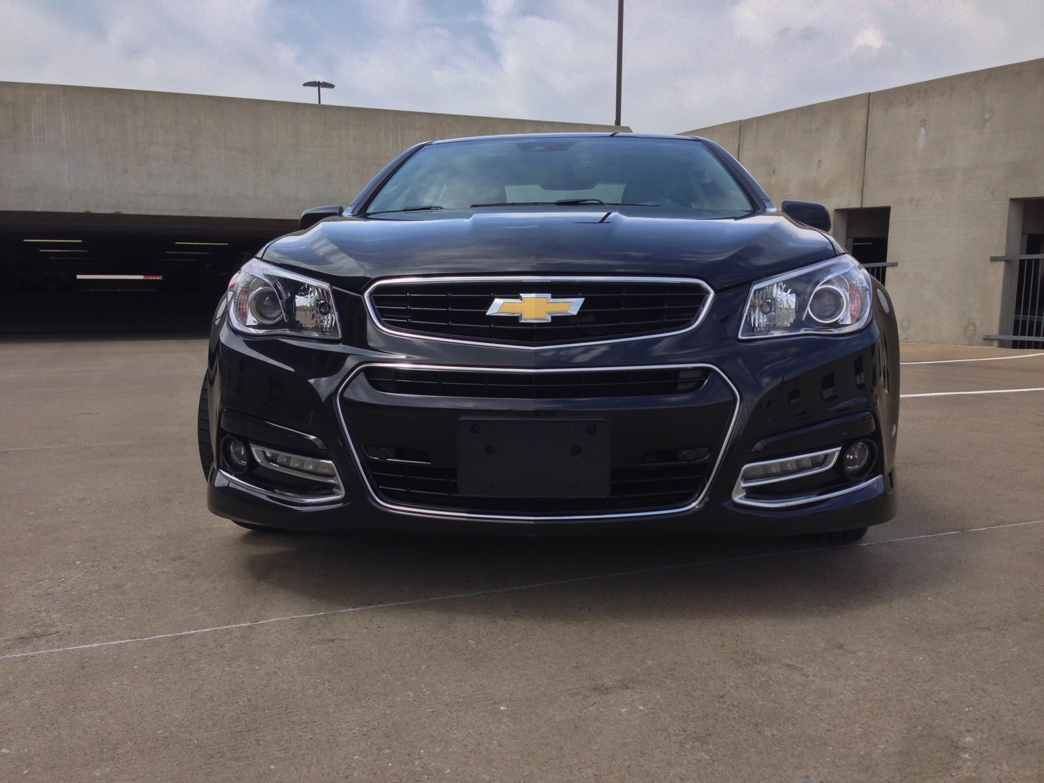 The 2014 Chevrolet SS Sedan by txGarage