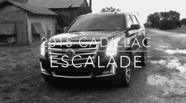 2015 Cadillac Escalade - quick video thumbnail
