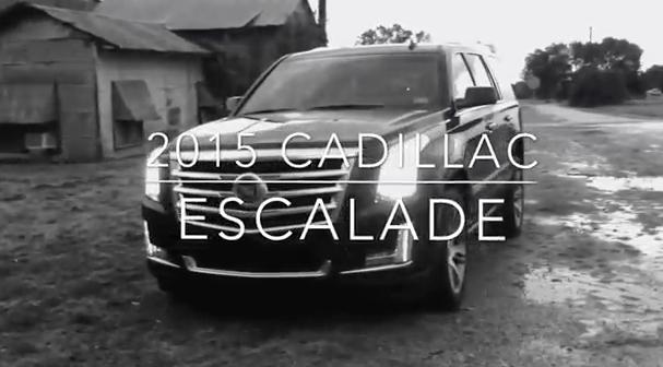 2015 Cadillac Escalade - quick video thumbnail