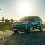 The 2016 Ford Explorer