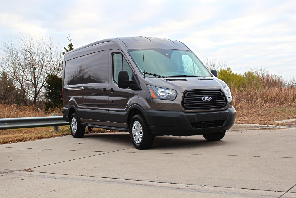 looking at the 2015 ford transit commercial van txgarage. Black Bedroom Furniture Sets. Home Design Ideas