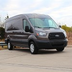 The 2015 Ford Transit Commercial Van